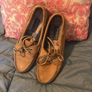 Women's Sperrys Top Siders